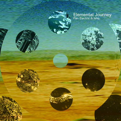 Pan Electric & Ishq: Elemental Journey [Rouge Reptile ROUG002]