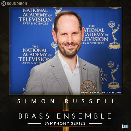 Simon Russell - Locking Horns (L) - SSBrass Ensemble