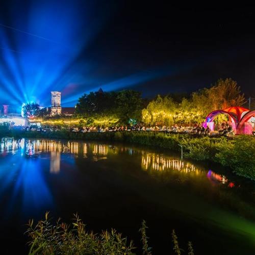 Horace Dan D. live @ Electric Castle Festival 2015 - part 2