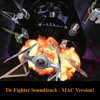 07 Star Wars - Tie Fighter - Leaving The Star Destroyer