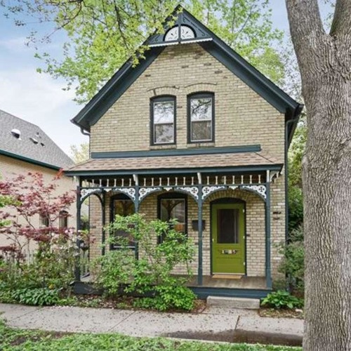 Milwaukee Avenue: From 'Sorriest-Looking' Houses to Historic Charm