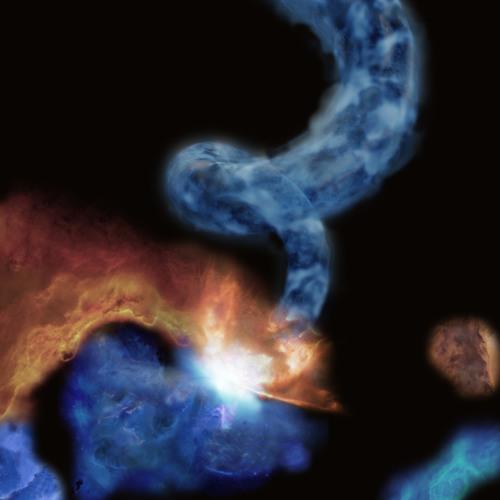 Symphony Of The Universe No.7 - Milky Way / MIROKU