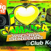 I ♥ JAMAICA - 53rd Independence Party Fri 7th Aug @ Club Kolis, N19 4TD (Mixed By Celebrity Raven)