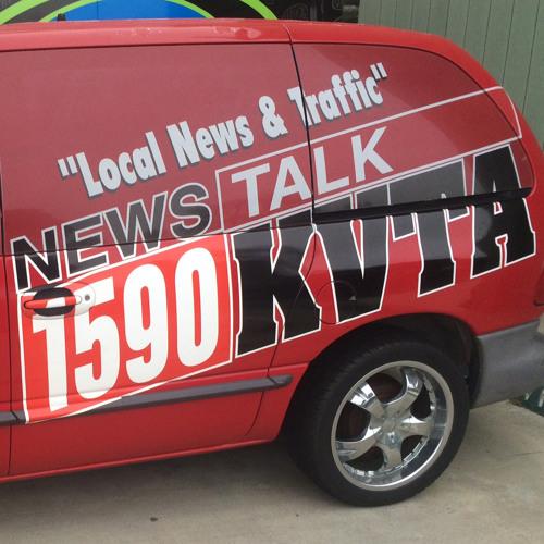 KVTA Oil Spill Interview July 6, 2015