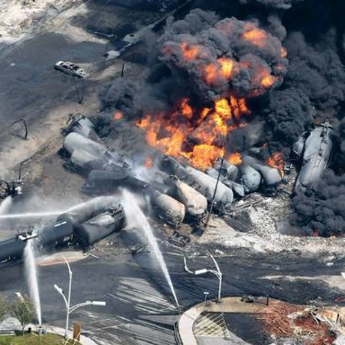 Oil Trains, Tar Sands Crude, and  Environmental Racism
