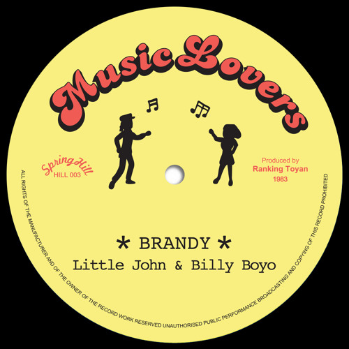Little John & Billy Boyo - Houseman Connection // HILL 003