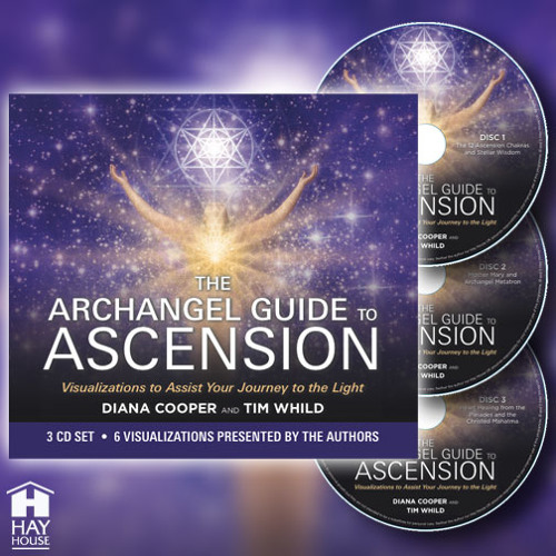 The Archangel Guide to Ascension - Diana Cooper & Tim Whild: The 12 Ascension Chakras