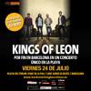 Concierto de Kings Of Leon en Hard Rock Rising Barcelona