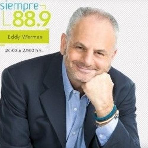 7Jul15 Entrevista AMECH con Eddy Warman (Siempre 88.9 - Acir Radio)