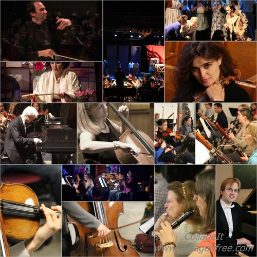 Highlights from the Connecticut Virtuosi Live Performances