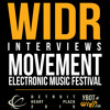 Kangding Ray - 89.1fm WIDR : Movement Interviews, 2015