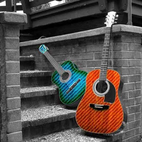 Alice /David Barrett Acoustic Composition 1