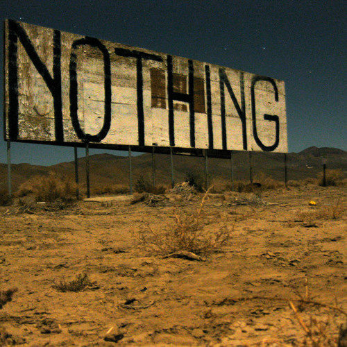 Possibility Of Nothing
