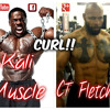 Lee 23 Beat - Curl That Shit (kali muscle & CT Fletcher) Prod BY. YL