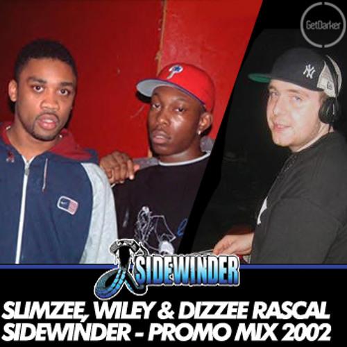 Slimzee, Wiley & Dizzee Rascal – Sidewinder Promo Mix – 2002