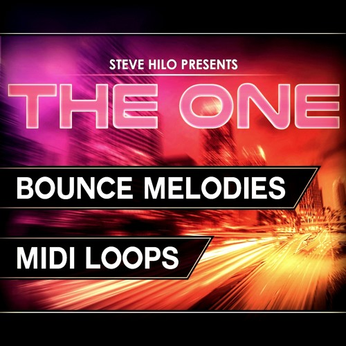 THE ONE: Bounce Melodies - OUT NOW!