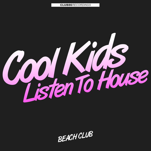 Chantola - Cool Kids Listen To House - Promo Mix