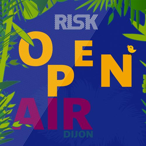 P'tit Luc Live Mix @ Open Air Dijon # 04.07.2015
