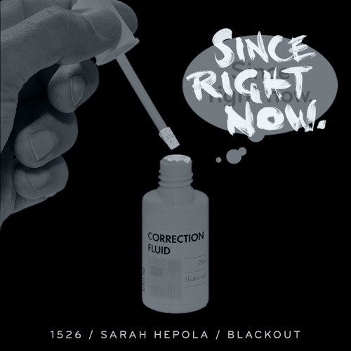 Episode 1526: Sarah Hepola, Author / Blackout: Remembering the Things I Drank to Forget