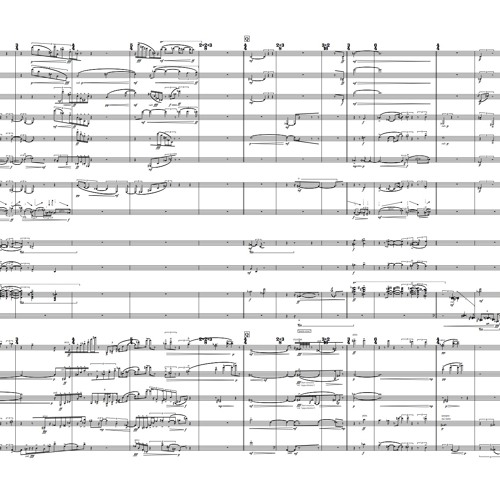 [cross-]cuts/loops (excerpt) for large ensemble (2010)