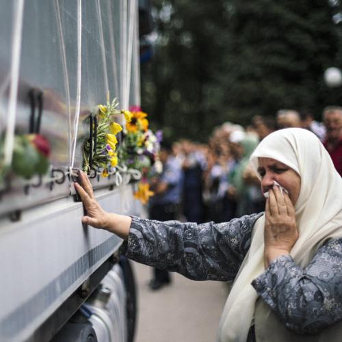 The week ahead: Global memorials