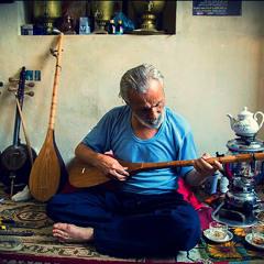 محمدرضا اسحاقی گُرجی - صَنَم - گُرجی محله - مازندران - رادیونواحی