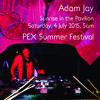 Adam Jay - Live @PEX Summerfest 2015