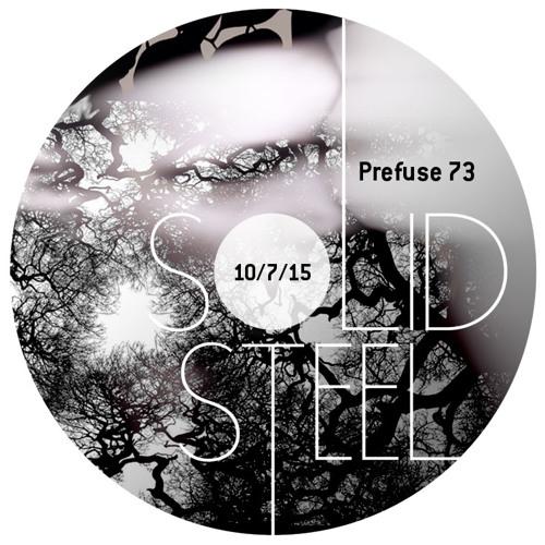 Solid Steel Radio Show 10/7/2015 Hour 1 - Prefuse 73