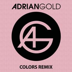 Tritonal & Paris Blohm ft. Sterling Fox - Colors [HDI Remix]