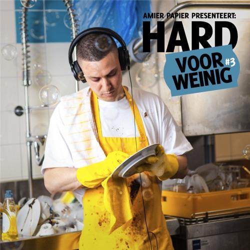 V.A. - Amier Papier Presenteert: Hard Voor Weinig #3