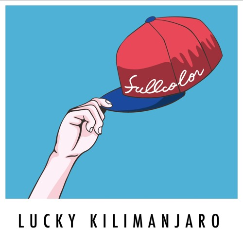 "Lucky Kilimanjaro 1st Mini Album""FULLCOLOR"""