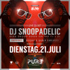 DJ SNOOPADELIC - 25 JAHRE - BEST OF SNOOP DOGG mixed by Karlo Carlucci