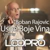 Usne Boje Vina - Boban Rajovic ( cover )
