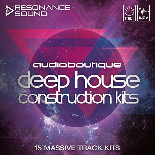Audio Boutique – Deep House Construction Kits