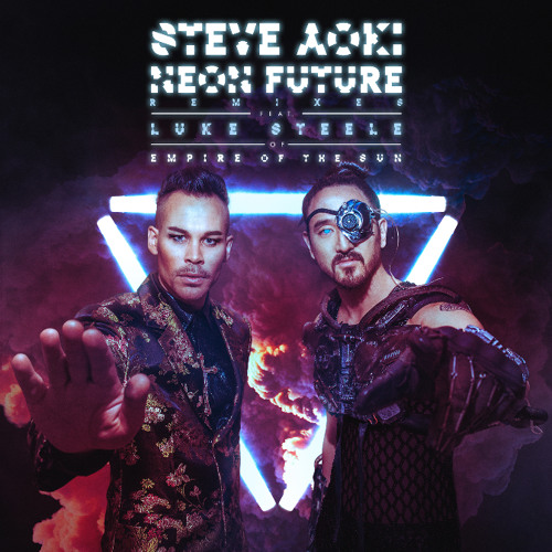 Neon Future feat Luke Steele of Empire of The Sun Remixes
