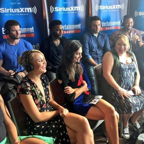 "Comic Con 2015: cast of ""The Originals"""