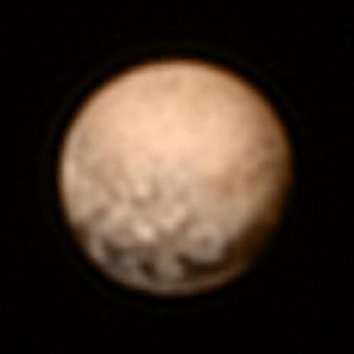 New Horizons Prepares for Pluto Close-Up