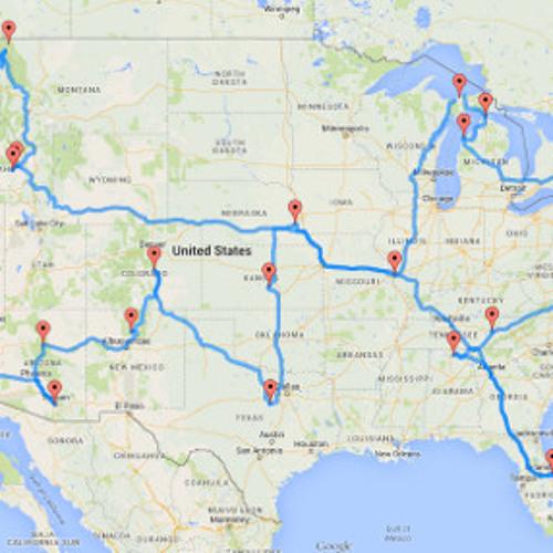 The Ultimate Geek Road Trip