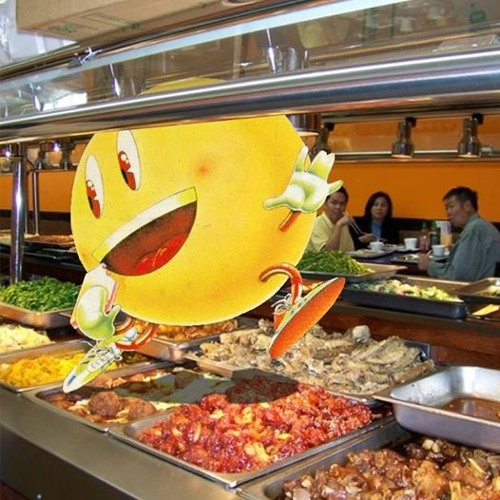 Like Pacman In A Chinese Buffet (2015)