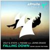 Volt & State vs. Manse feat. Jamie Drake - Falling Down (FAKHRO Heaven Trap Remix)