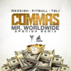 Pitbull - Commas [Mr Worldwide Spanish Remix] (Ft. Messiah, Tali) mp3