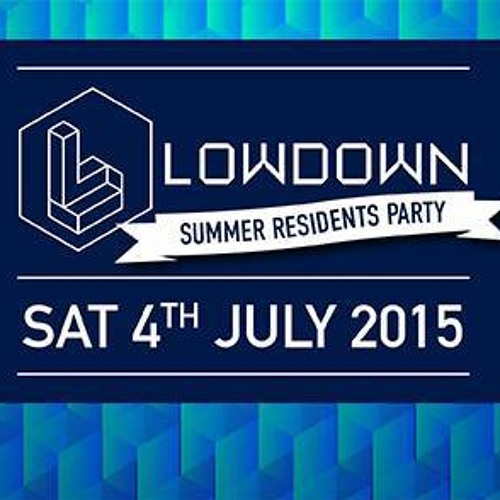 Lowdown Summer Boat Party Mix
