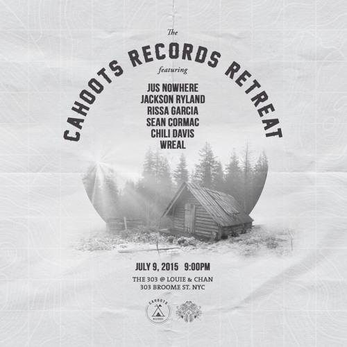 Live Cahoots Records Retreat - Louie&Chan July9th2015 Rissa Garcia
