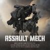 Assault Mech - Robotic War Unit Sound Effects