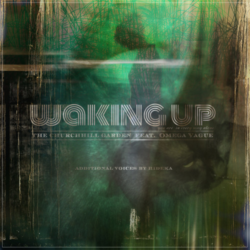 WAKING UP (feat. Omega Vague)