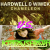 Download Hardwell & Wiwek - Chameleon vs Kreayshawn - Go Hard (BAOUWS Mashup) Mp3