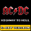 AC/DC - Highway To Hell (8-Bit Version) Portada del disco