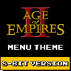 Age of Empires II - Menu Theme (8-Bit Version)