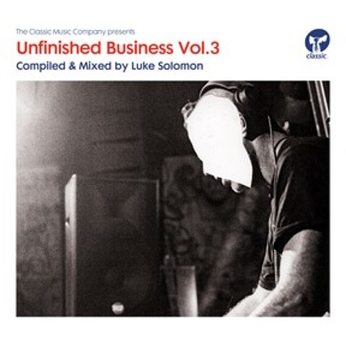 Sousk - Pang (original) featured on Luke Solomon's Unfinished Business Vol.3