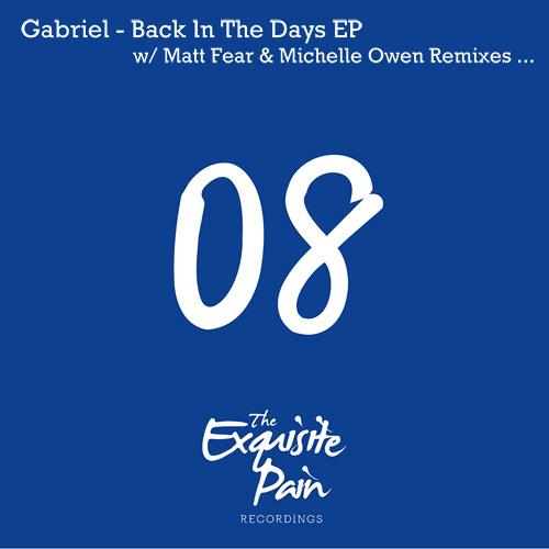 TEP008 - Gabriel - I Can C U (Matt Fear Remix)